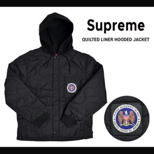 Supreme シュプリーム QUILTED LINER H...