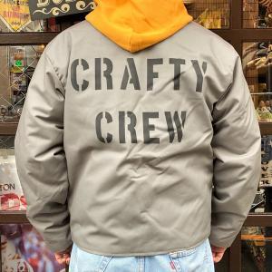デッドストック プリズナー ワークジャケット ブラックステンシル BUDDY オリジナル 防寒 メンズジャケット アメカジ|buddy-us-clothing