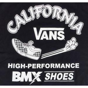 VANS BUDDY 別注 プリントTシャツ #5 (ERA)/BMX/ERA/バンズ