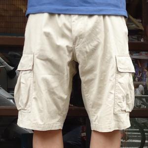 バディ SPRINGFORD BUDDY オリジナル 6ポケット ショートパンツ ベージュ コットン 短パン buddy-us-clothing