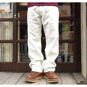 BUDDY バディ オリジナル  SPRINGFORD  ヘリンボーン ペインターパンツ(オフホワイト) ワークパンツ buddy-us-clothing