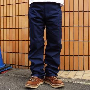 BUDDY オリジナル ★SPRINGFORD★ ネイビー ダック ワークパンツ メンズ アメカジ WORK PANTS