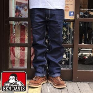 別注 ベンデイビス デニム ペインターパンツ BEN DAVIS BUDDY別注 ペインターパンツ アメカジ ワークパンツ ストレート メンズ ジーンズ|buddy-us-clothing