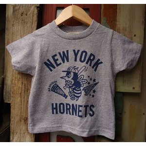 ★SPRINGFORD★BUDDY オリジナル  KID'S Tシャツ(HORNETS)|buddy-us-clothing