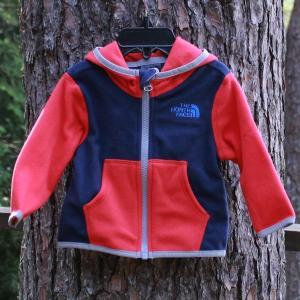 ノースフェイス THE NORTH FACE ベビー フリース フーディー フード付きフリースジップ ジャケット 防寒保温 ジャンパー 子供 Baby ベビー|buddy-us-clothing