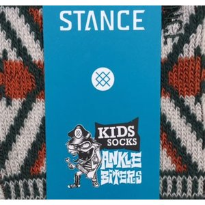 STANCE KIDS SOCKS ANKLE BITERS 子供用靴下 キッズソックス 20.5-23cm YOUTH L|buddy-us-clothing