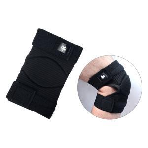 居合用 面ファスナー式 膝サポーター|budogutozando