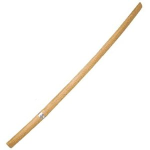 木刀 白樫 普及型 木刀 中刀|budogutozando
