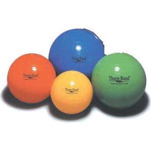 エクササイズボール バランスボール (黄色・直径45cm)|budogutozando