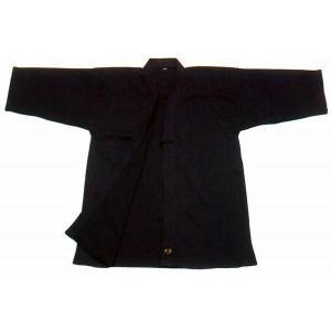 ジャージ剣道衣 【高級ジャージー紺】(ポリエステル100%) 0号〜5号|budouenshop