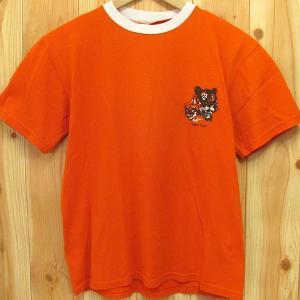 USA製 ボーイスカウト オフィシャル Tシャツ 古着 M トリム リンガー Tiger Cub Boy Scouts of America|buffalohip
