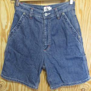 レディース古着 Calvin Klein Jeans ショート デニムパンツ 3 ジーンズ CK カルバン・クライン ジーンズ|buffalohip