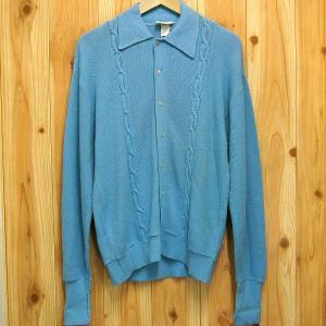 襟付 カーディガン MontgomeryWARD セーター Lサイズ|buffalohip
