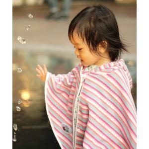 UVカットベビーマント(春夏用ケープ) 赤ちゃんの紫外線対策に|bugbugbaby|03