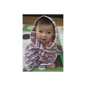UVカットベビーマント(春夏用ケープ) 赤ちゃんの紫外線対策に|bugbugbaby|04