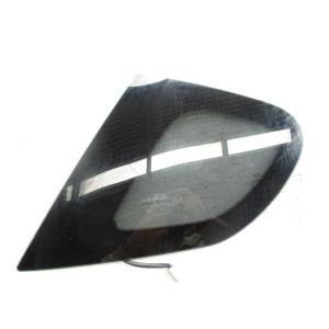 レクサス CT200h ZWA10 純正ナビ付用 右側 クォーターガラス  3788:133763