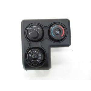 プロボックス NCP160V 純正 エアコンスイッチ 3個セット  3874・140529