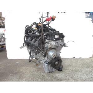 タント LA600S KFVE 純正 エンジン  中古  3891・141806