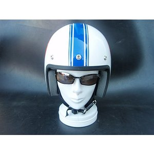 76ヘルメット 装飾用/ジェット ヘルメット|buhinyakw