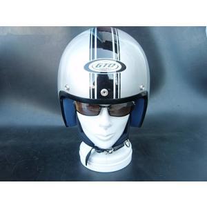 8ボールヘルメット 装飾用/ジェット ヘルメット|buhinyakw