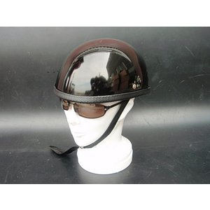 ダックテールタイプC 装飾用/ハーフ ヘルメット|buhinyakw