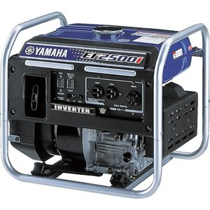 【情熱セール】ヤマハ インバーター発電機 EF2500i