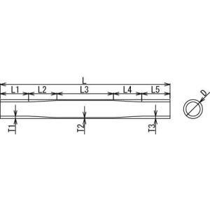 TANGE(タンゲ) / TPJ254-29-690 PRESTIGE JAPAN フレームチューブ buildupbicycle 02