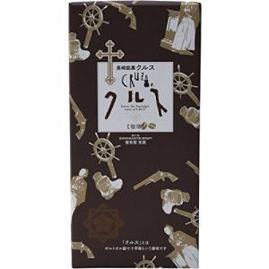 小浜食糧 長崎銘菓 クルス 珈琲 12枚入の商品画像 ナビ