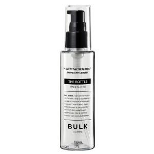 詰め替えボトル ディスペンサー THE BOTTLE 100mL ザ ボトル 乳液 化粧水用 BUL...