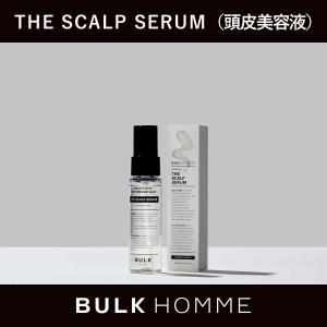 頭皮 乾燥 保湿 バルクオム THE SCALP SERUM ザ スキャルプセラム 頭皮美容液 BU...