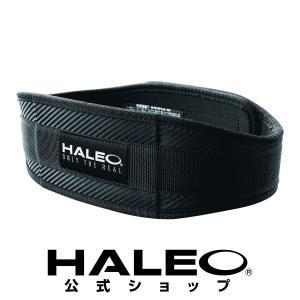 HALEO ハレオBLACK CARBON BELT(ハレオブラックカーボンベルト)ウエイトベルト