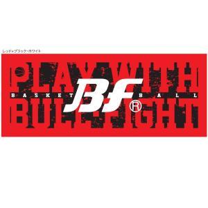 バスケットボール フェイスタオル スポーツ SFT-004|bullfight