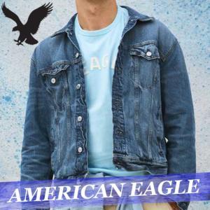 アメリカンイーグル ボンバージャケット メンズ ロゴ 無地 XS〜XXXL アウター 新作 AEO|bumps-jp