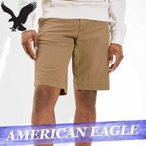 アメリカンイーグル ショートパンツ/ハーフパンツ/短パン カーゴパンツ メンズ  無地  ボトムス 新作 AEO|bumps-jp