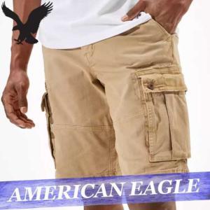 アメリカンイーグル  ショートパンツ/ハーフパンツ/短パン  カーゴパンツ  メンズ  Ne(X)  t  Level  ボトムス  新作  AEO|bumps-jp