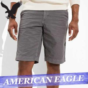 アメリカンイーグル  ショートパンツ/ハーフパンツ/短パン  チノパン/カラーパンツ  メンズ  スリム  6インチ  ボトムス 新作 AEO|bumps-jp