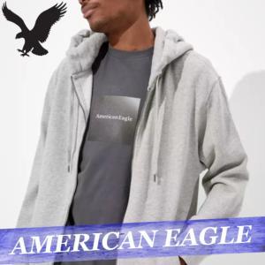 アメリカンイーグル  フルジップパーカー  スウェットシャツ  メンズ  テリーコットン  XS〜XXXL  アメカジ  新作  AEO|bumps-jp