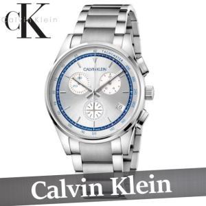 カルバンクライン  腕時計/時計/ウォッチ  メンズ  30M防水  シルバー  新作 CK|bumps-jp
