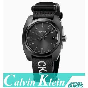 カルバンクライン  腕時計/時計/ウォッチ  メンズ  30M防水  NATO  CKJロゴ  新作 CK|bumps-jp