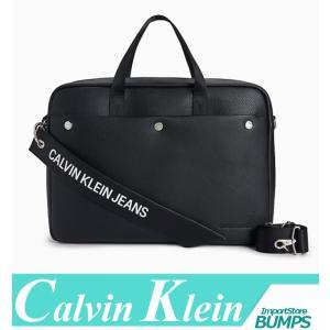 カルバンクライン  ビジネス/コンピューター/ショルダーバッグ  メンズ  ロゴバナー  鞄  BAG  新作 CK|bumps-jp