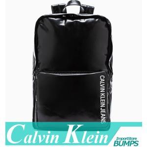カルバンクライン  バックパック/リュックサック/バッグ  メンズ  ペーパー  レザー  スリム  ロゴ  鞄  BAG  新作 CK|bumps-jp