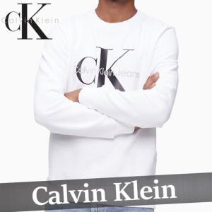 カルバンクライン  トレーナー  スウェットシャツ  メンズ  レギュラーフィット  丸首  コットン  XS〜XXL  新作  CK  CALVIN  KLEIN|bumps-jp