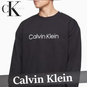 カルバンクライン  トレーナー  スウェットシャツ  メンズ  丸首  コットン  ニット  XS〜XXL  新作  CK  CALVIN  KLEIN|bumps-jp