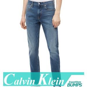 カルバンクライン  ジーンズ/デニムパンツ/ジーパン  スリム  メンズ  新作 CK bumps-jp