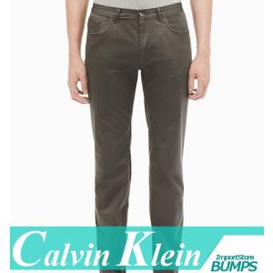 カルバンクライン  カラーパンツ/チノパン  メンズ  ストレッチ  5ポケット  無地  スリムフィット  新作 CK bumps-jp