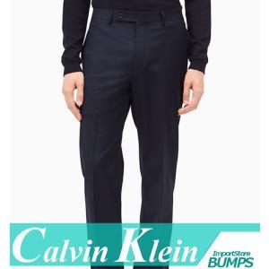 メンズパンツ Calvin Klein Calvin Klein Slim Fit Four-Pocket Stretch Sateen