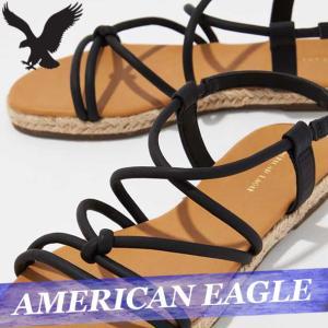 アメリカンイーグル  シャワーサンダル/フラットシューズ  レディース/ウィメンズ  新作 AEO 靴|bumps-jp
