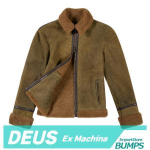 DEUS デウス エクスマキナ  レザージャケット  メンズ  ブルゾン  ダブルジップ/フルジップ  XS〜XXL  アウター デウス 新作 bumps-jp