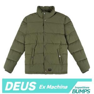 DEUS デウス エクスマキナ  中綿ジャケット  メンズ  カーソンジャケット  XS〜XXL  アウター デウス 新作 bumps-jp