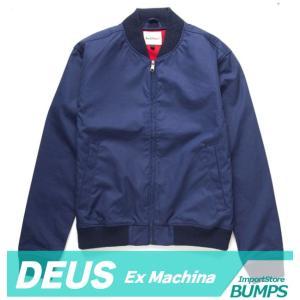 DEUS デウス エクスマキナ  ボンバージャケット  メンズ  MA-1  ブルゾン  ジップアップ/フルジップ  XS〜XXL  アウター デウス 新作 bumps-jp